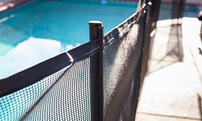 Barriere piscine securite